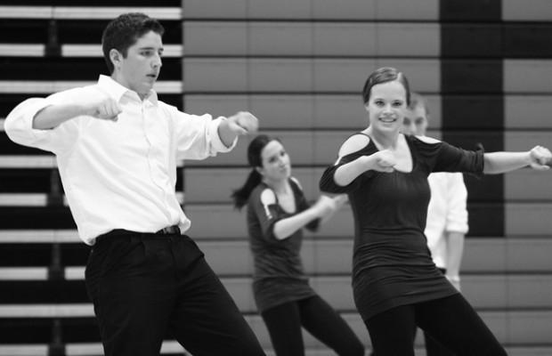 state dance
