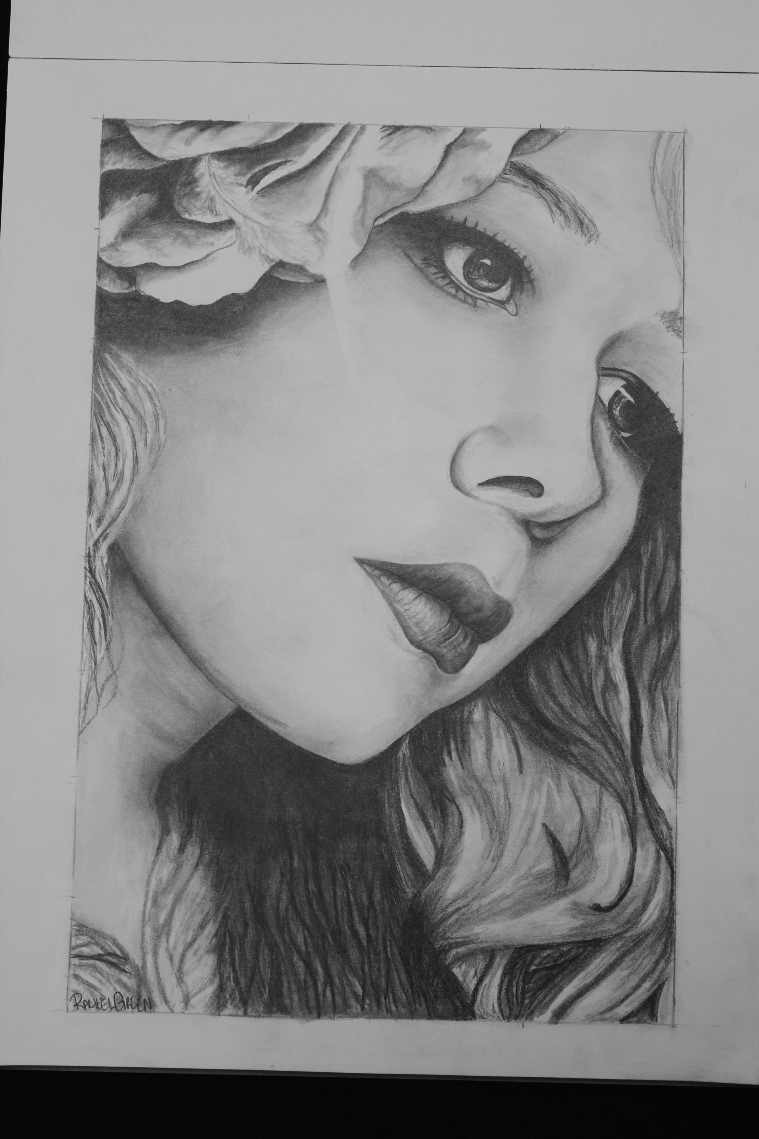 Life Art Sketches