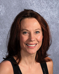 English teacher Michelle Rathe