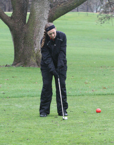 Hailey Bermel golf
