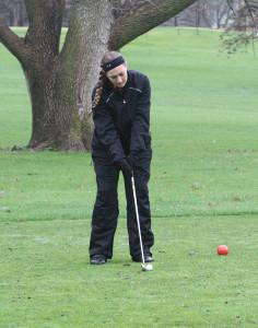 Hailey Bermel golf