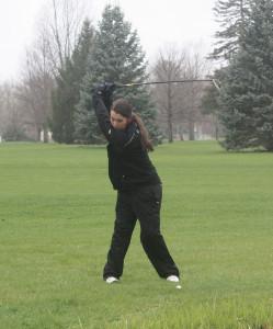 Hannah Bermel golf