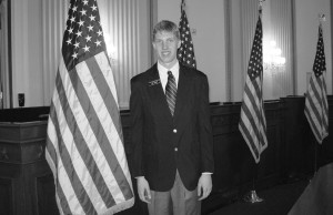 ben olson congressional page
